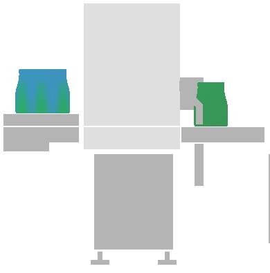 Impianto di asciugatura