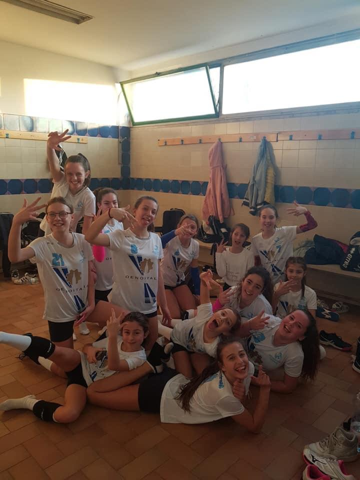 pallavolo montirone under 13